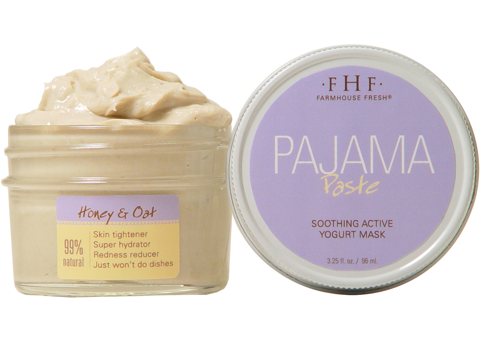 Pajama Paste Yogurt Mask